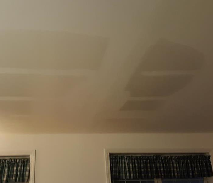 Water Damage in a Nursing Home Before