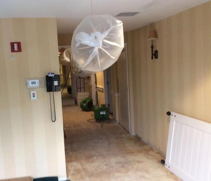 Water Damage in a Nursing Home After