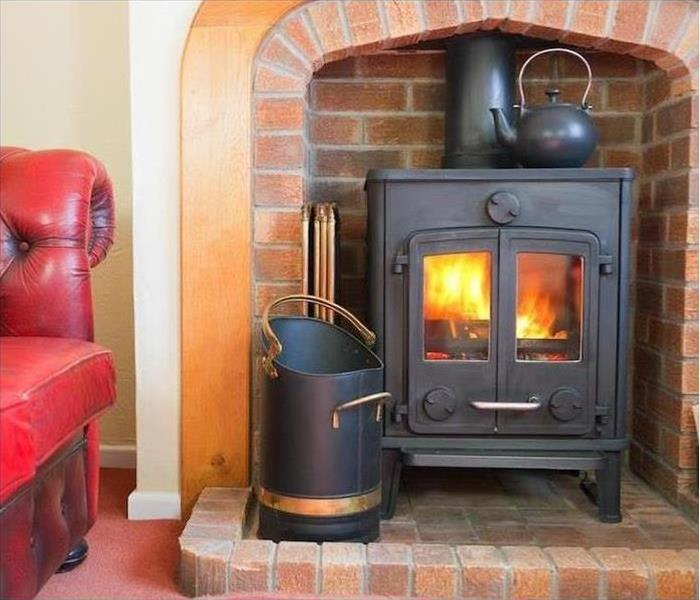 Fire Damage Wood Stove and Fireplace Safety Tips
