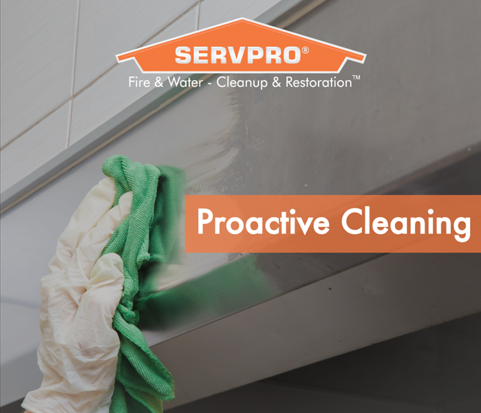 proactive cleaning